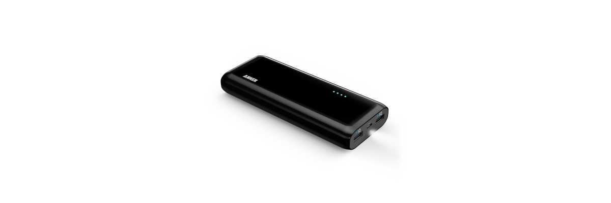 PowerBank - Mobile Akkuspeicher