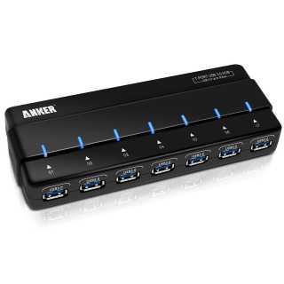 USB-Hub mit microSD Adaptern - Mietartikel