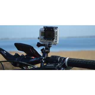GoPro Roll Bar Mount/ Rohrhalterung klein 1,9cm - 3,5cm - Mietartikel
