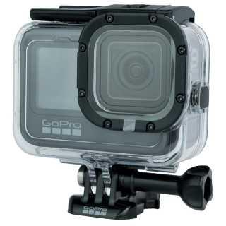 Tauchgehäuse bis 60m für GoPro Hero9/10 Black - Mietartikel